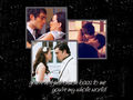 gossip-girl - Chuck and Blair- Forever wallpaper