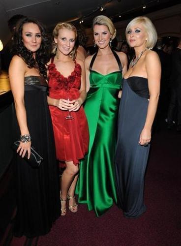 Claire Cooper (Jacqui), Carley Stenson (Steph), Sarah Jayne Dunn (Mandy) and Gemma Merna (Carmel)