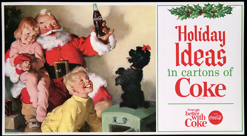 Coca Cola Santa (Christmas 2008)