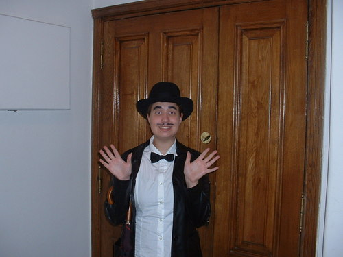 Costume Contest 2008 (Cinders)