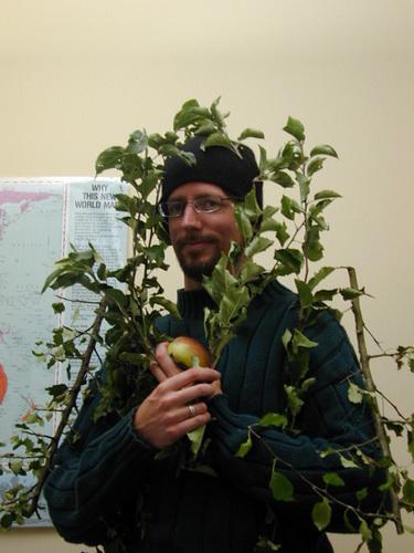 halloween wallpaper called Costume Contest 2008 (harold)