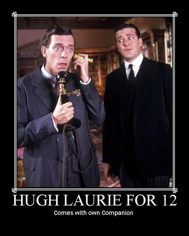Could Hugh Laurie Be The 12th Doctor?