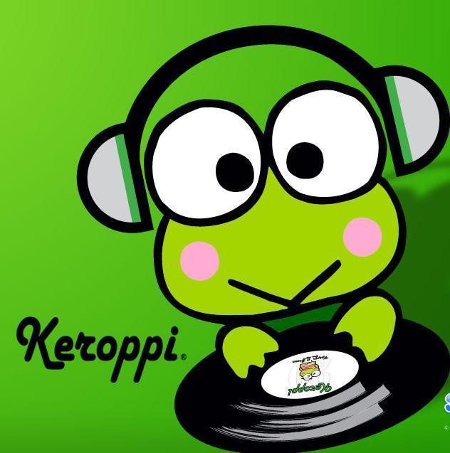 Keroppi Wallpaper Wallpapers: Keroppi Images DJ Keroppi Wallpaper And Background Photos