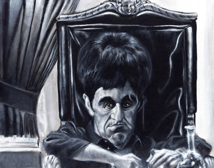 Scarface wallpaper called DaBaGuy