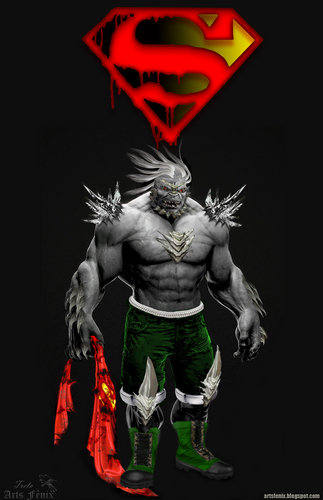 Doomsday - smallville Photo