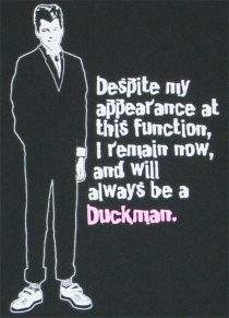 Pretty in Pink wallpaper called Duckie Dale
