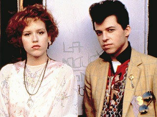 Duckie and Andie
