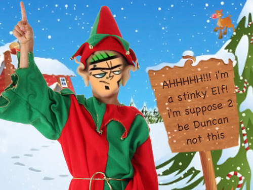 Duncan the elf
