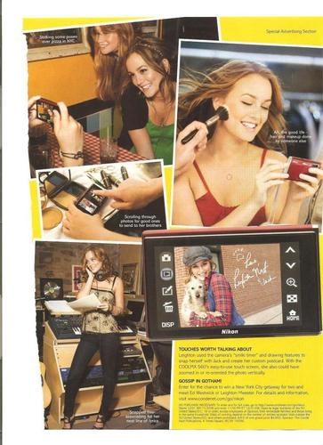 Ed and Leighton for Nikon