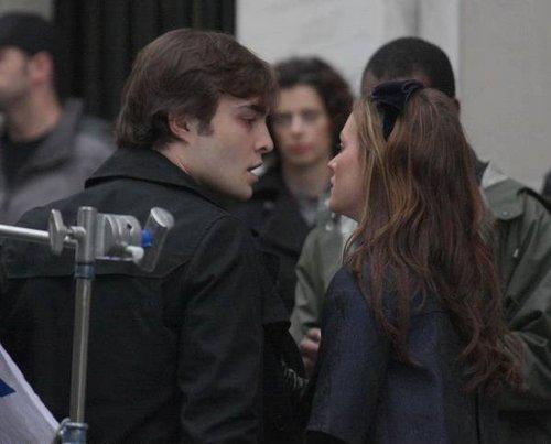 Ed filming scenes