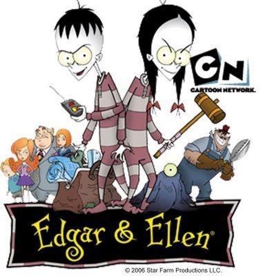Edgar and Ellen