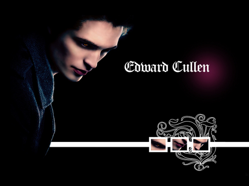 暮光之城 男孩 壁纸 called Edward Culler vampire