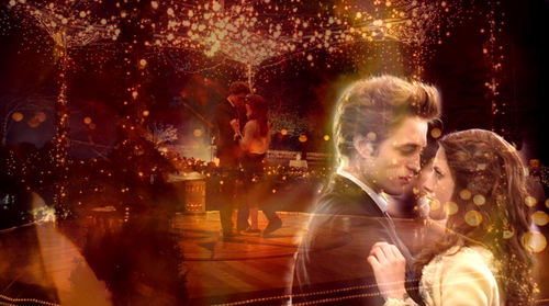 Edward and Bella - Prom