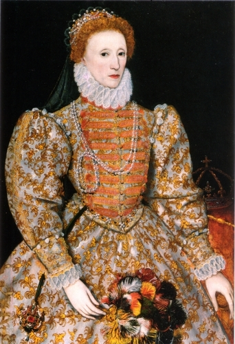 Elizabeth I of England, The Darnley Portrait