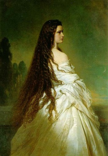 Kings and Queens wallpaper titled Empress Elisabeth of Austria