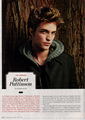 Entertainment Weekly HQ scans  - twilight-series photo