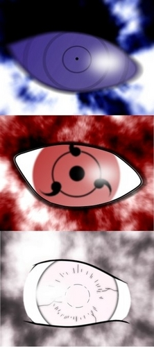 Naruto Shippuuden wallpaper called Eyes