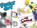Family Guy Vs The Simpsons - the-simpsons-vs-family-guy photo