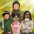 Fanpop Four- Naruto Style