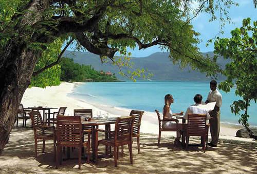 Fanpop island's пляж, пляжный restaurant