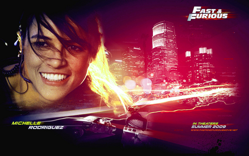 Fast and Furious: Widescreen Letty