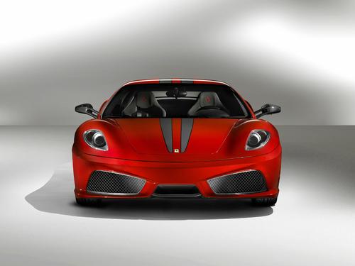 Cars wallpaper entitled Ferrari F430 Scuderia