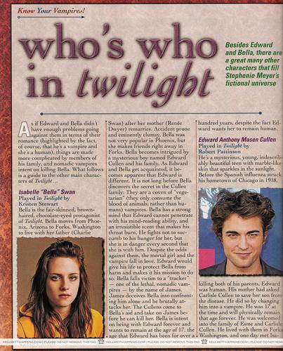 Film Fatasy: Twilight Scans