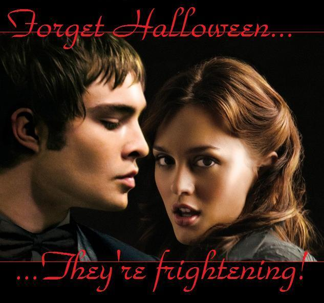 Forget Halloween...They're Frightening!