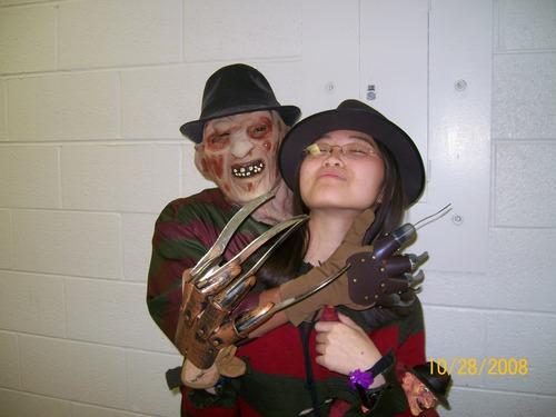 Freddy 万圣节前夕
