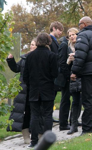 GG stars Filming