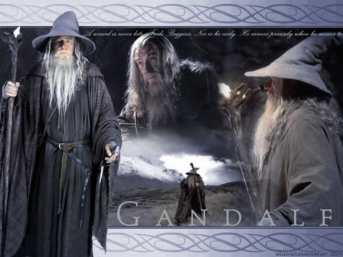 Gandalf Wallpaper