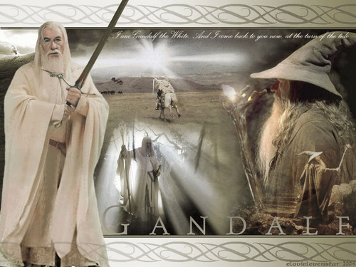 Gandalf 壁纸