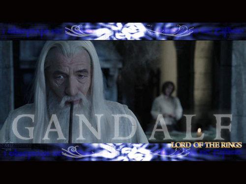Gandalf wallpaper