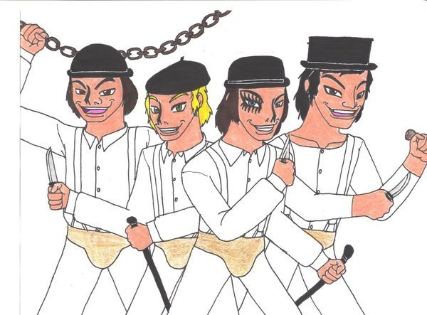 Gatherin the Droogs
