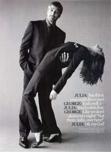 George and Julia