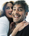 George and Julia - george-clooney photo