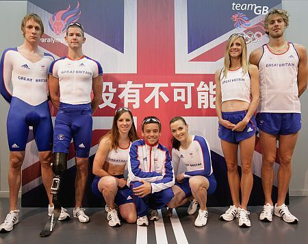 Go Go Team GB