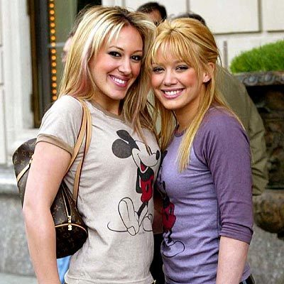 Sisters images Haylie and Hilary Duff wallpaper and ...