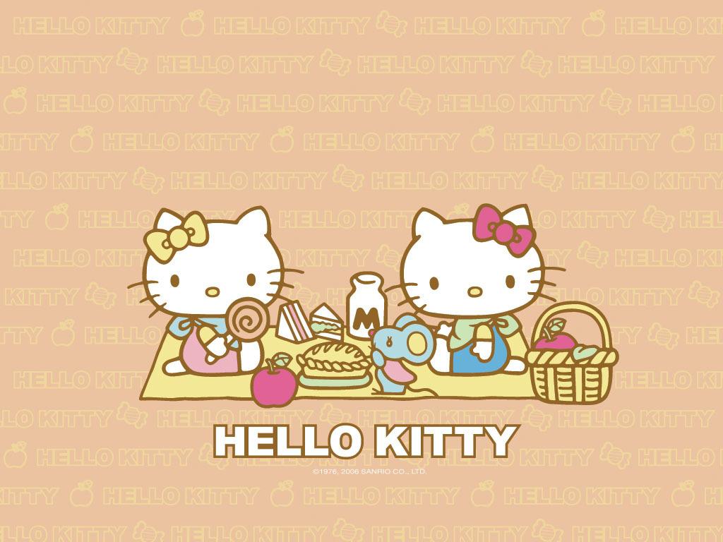hello kitty hello kitty wallpaper 2712361 fanpop. Black Bedroom Furniture Sets. Home Design Ideas