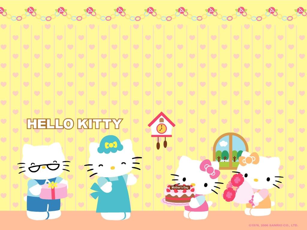 Hello kitty hello kitty wallpaper 2712365 fanpop - Hello kitty hello ...