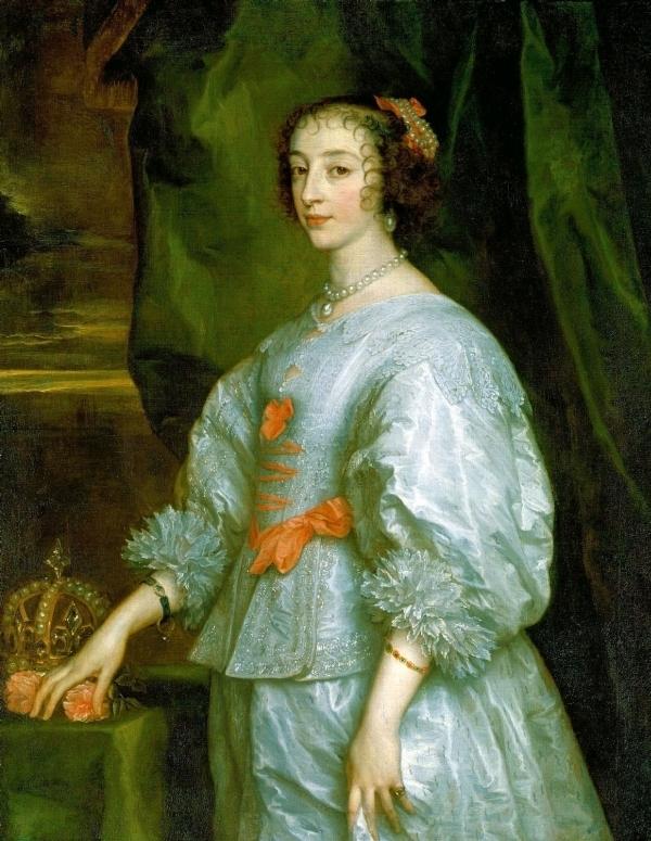 Henrietta Maria Consort to Charles I of England