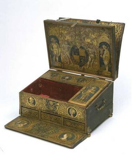 Henry VIII's Writing bureau