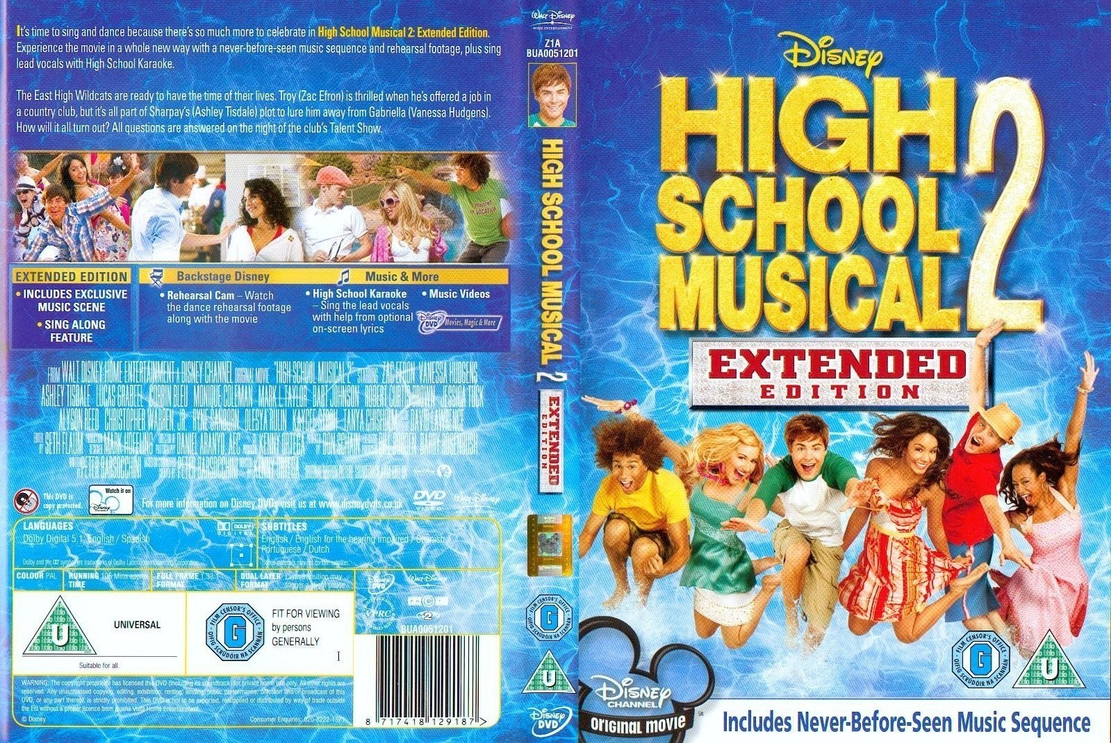 High movie musical school see