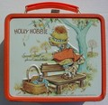 stechpalme, holly Hobbie 1970s Vintage Lunch Box