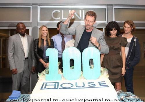 House 100th Episode Celebration!
