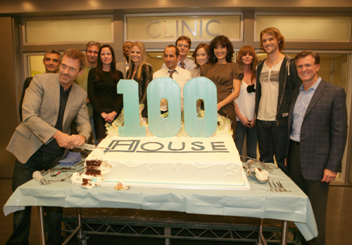 House 100th Episode Celebration