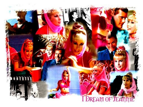 I Dream of Jeannie Обои