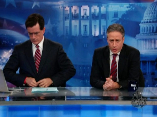 The Daily Show images Indecision 2008 America's Choice HD wallpaper and background photos