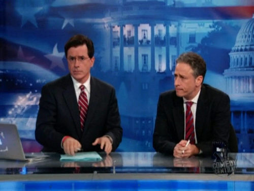 Indecision 2008 America's Choice - the-daily-show Screencap