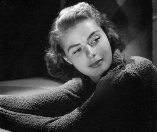 Ingrid Bergman bức ảnh